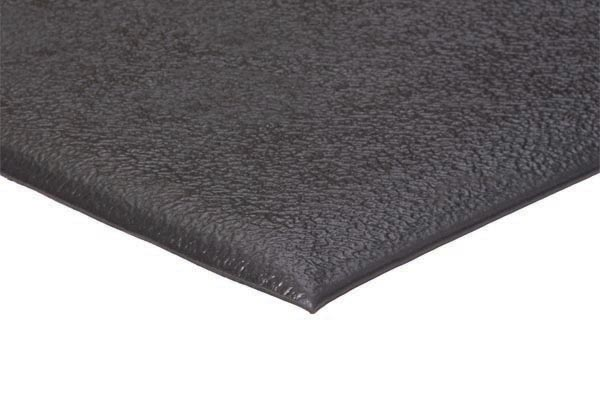 Supreme Soft Foot™ Black Floor Mat