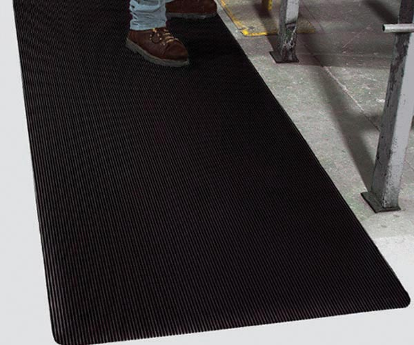 Switchboard Corrugated Matting in Industrial Environment