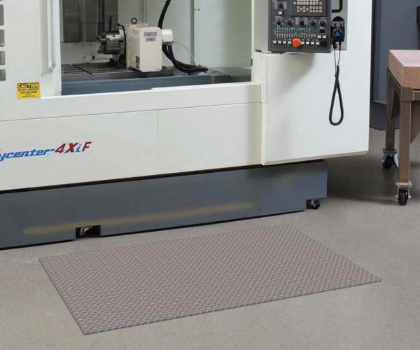 Switchboard Diamond Deckplate floor mat picture