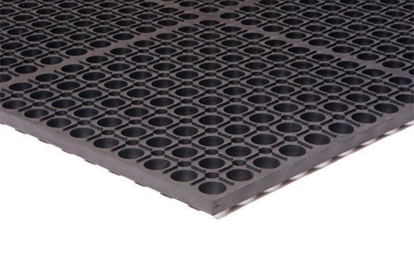 TruTread Floor Mat Black
