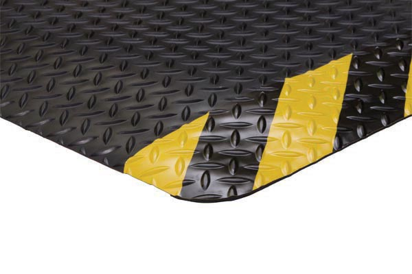 diamondFoot mat Chevron