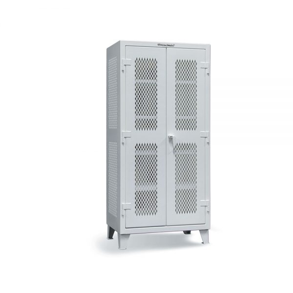 fully ventilated cabinet