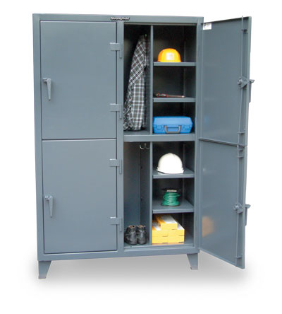 Stronghold industrial locker