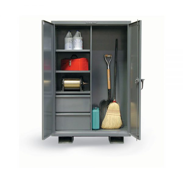 janitorial supply cabinet