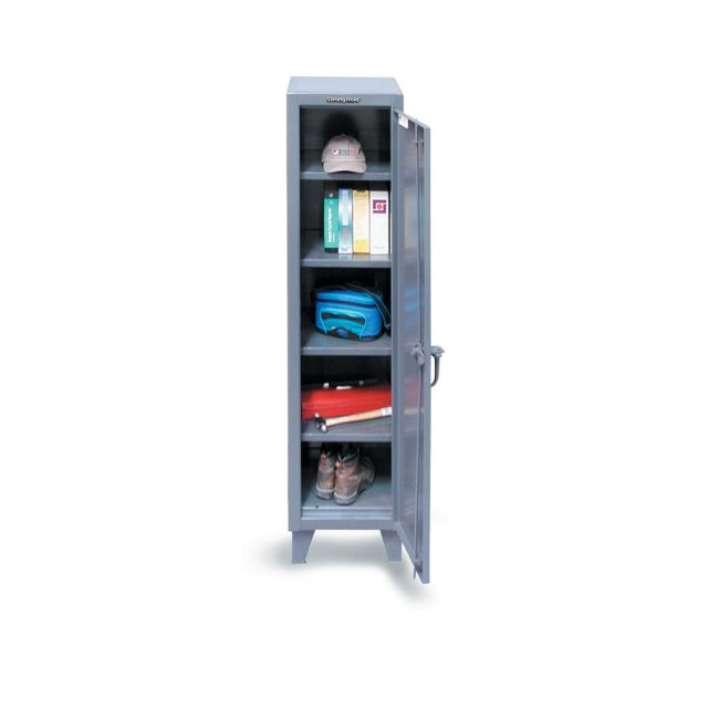 single tier industrial locker