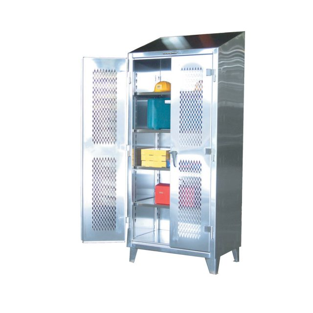 stainless steel ventilated cabinet