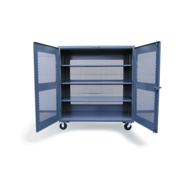ventilated mobile cabinet