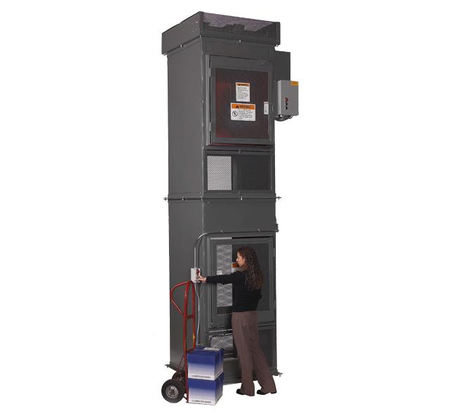 wildeck modular box lift
