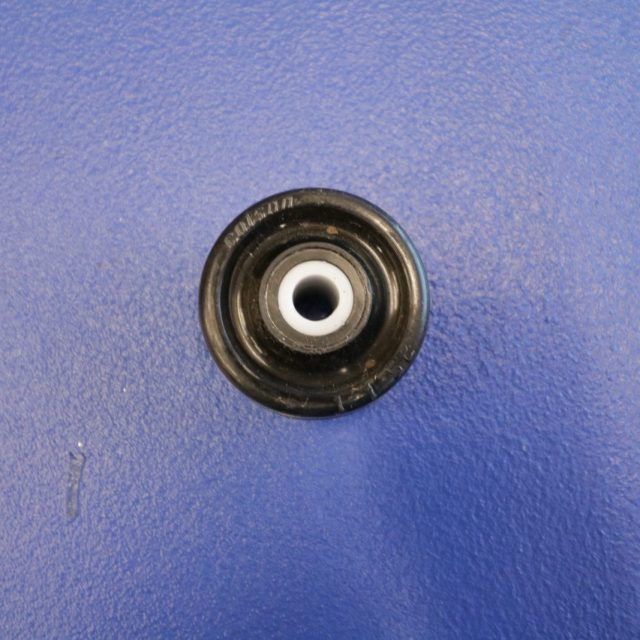 100001.52 1 Wheel with Delrin Bearing
