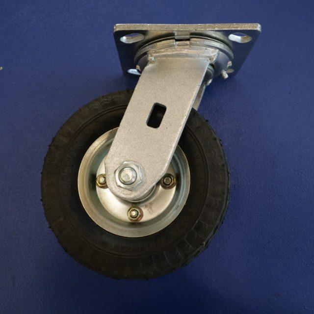 67FP60JB6017YY Swivel Caster with Pneumatic Wheel