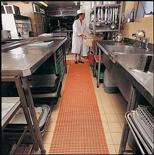 KitGr Matting in Kitchen