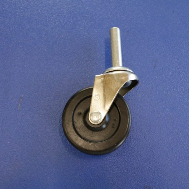 PRE25419PN-3H Swivel Caster with Peg Mount