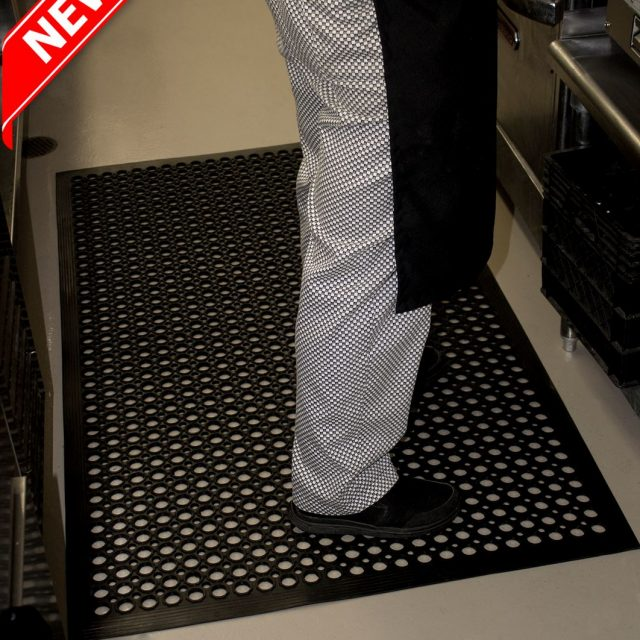 WkEdge Matting used in kitchen