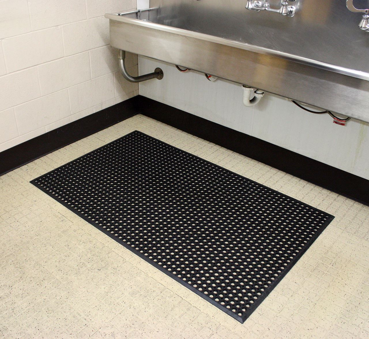 WkLite Matting in front of sink