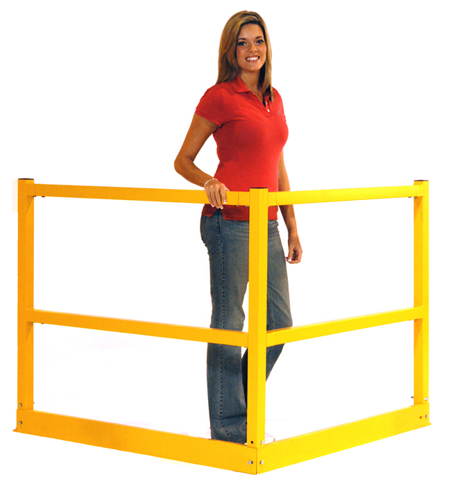 WireCrafters Industrial Handrail
