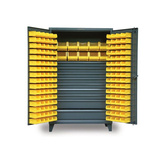 Bin Cabinet with 9 Drawers