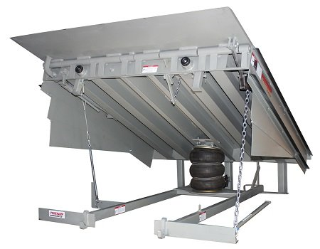 CentraAir Air Powered Dock Leveler