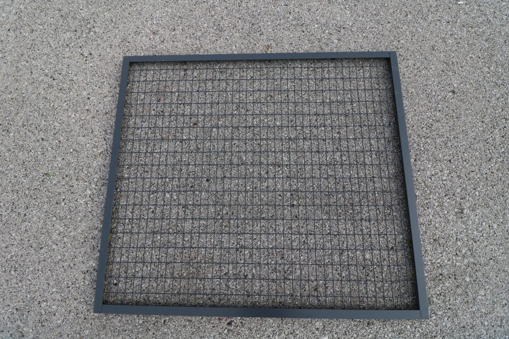 Wire Mesh Paneling Barron Equipment Amp Overhead Doors