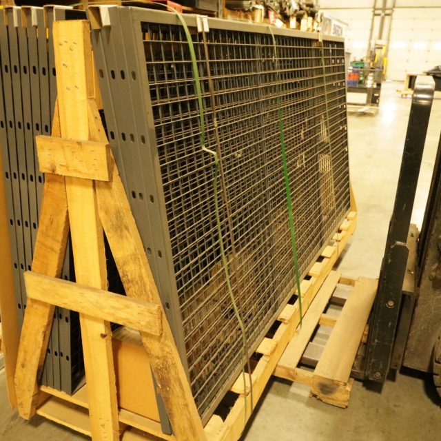 Wire Rack Backing Panels