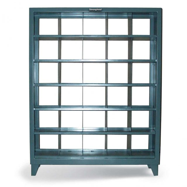 Open Metal Industrial Storage Rack