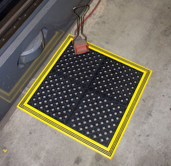 RxMat deployed in Industrial Application