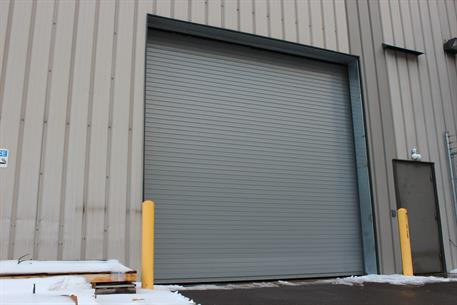 Large Industrial Door