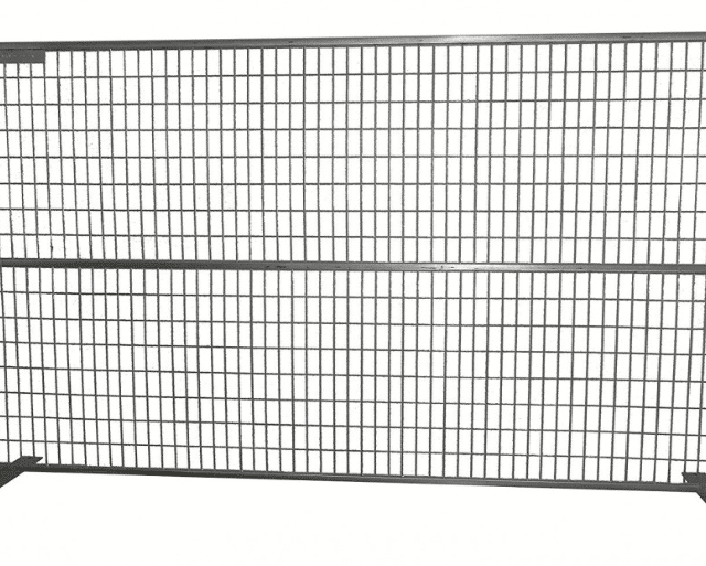 Self-Standing Wire Mesh Paneling