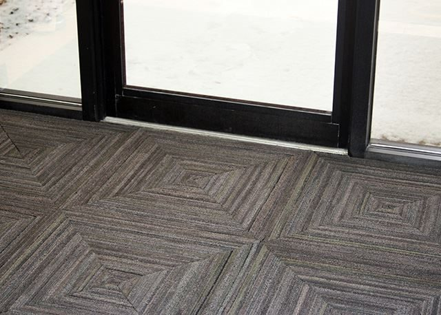 Designer Dura Tile Carpeting