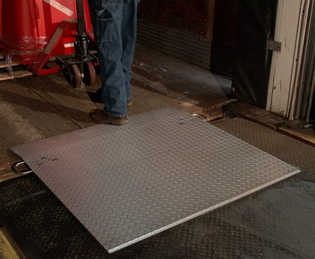 Dockplates for Loading Docks