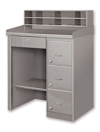 Filing Cabinet Shop Desk