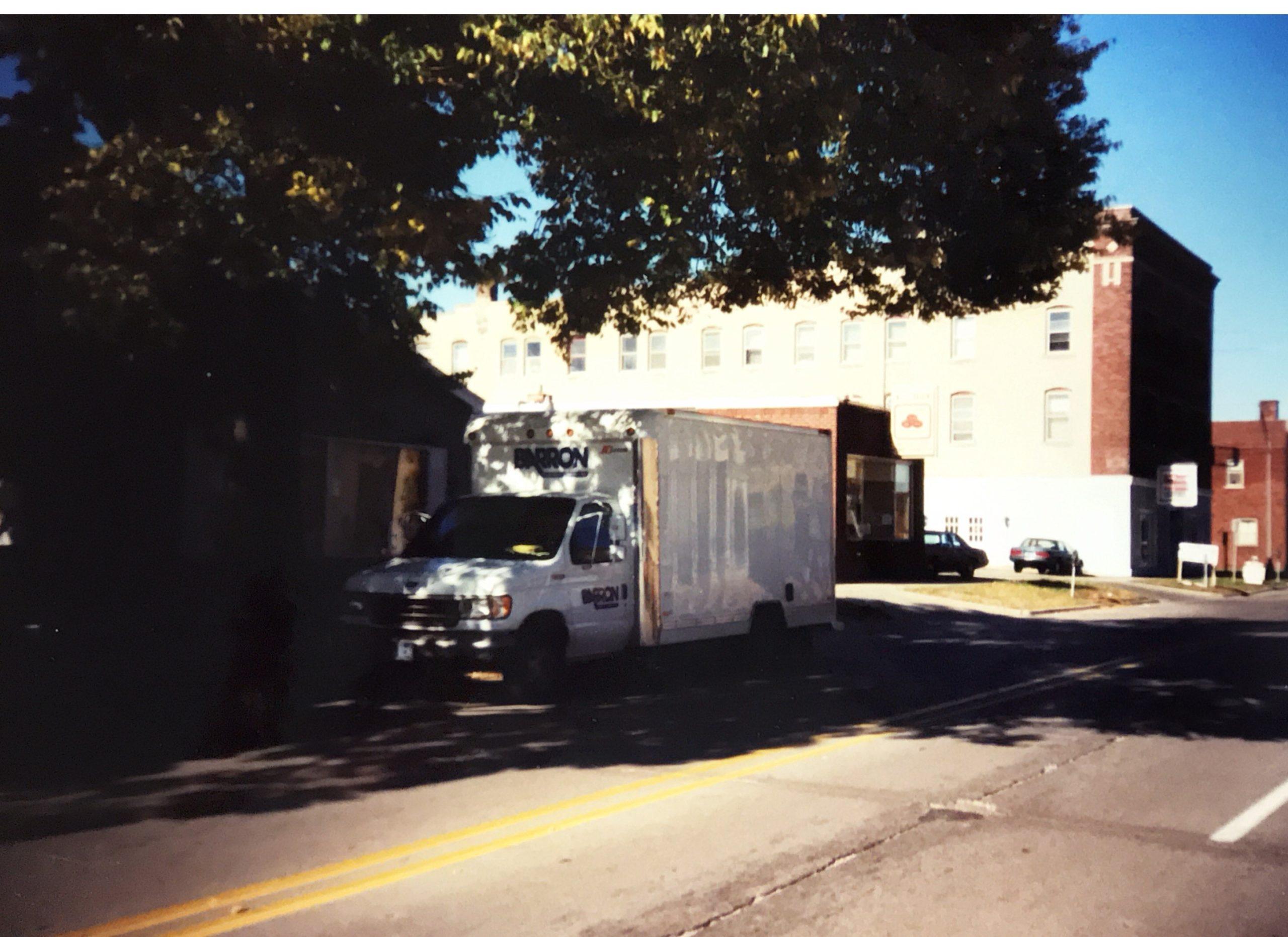 Old Barron Truck