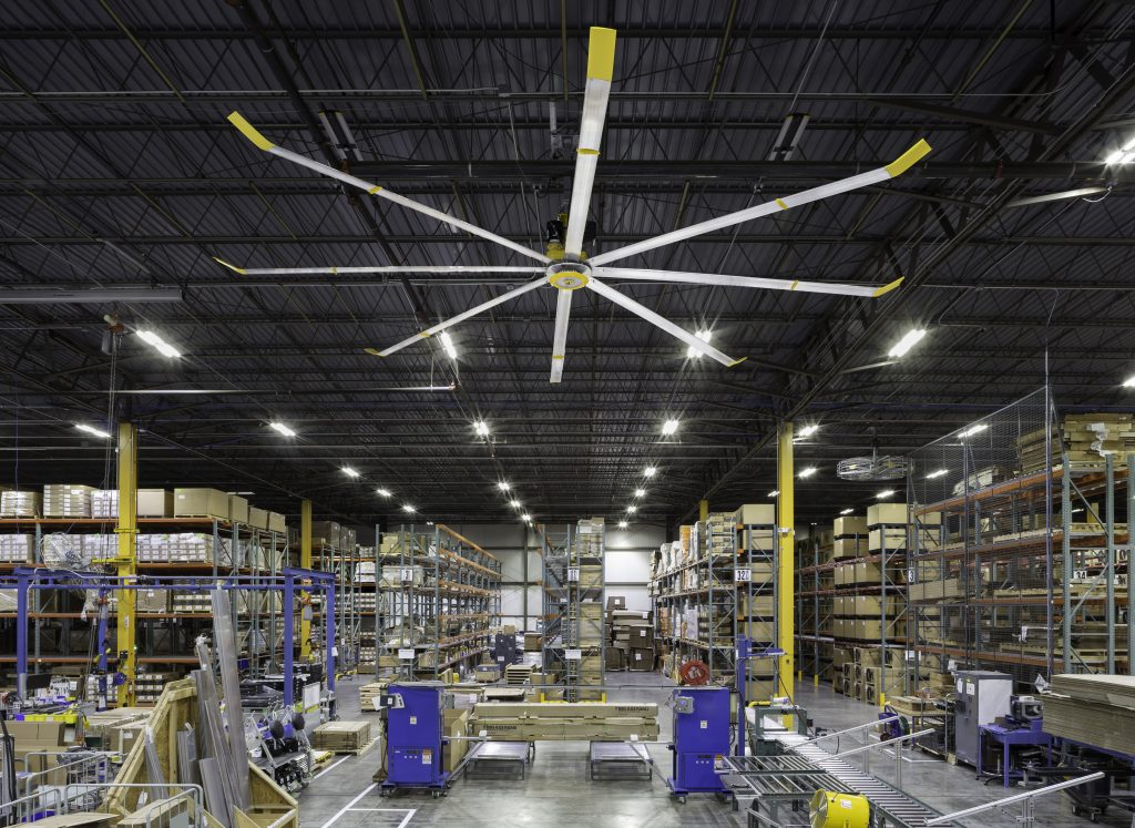 Large Factory Fan