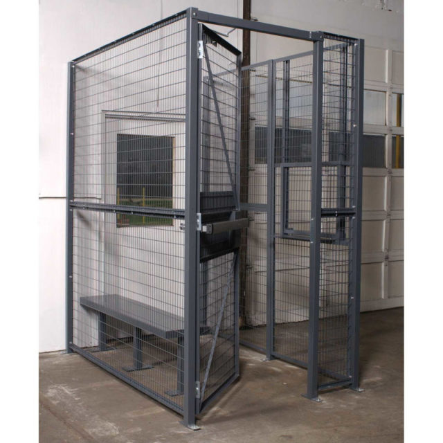 Driver Cages & Building Access Cages