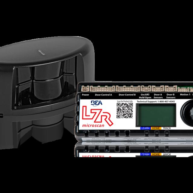 LZR MICROSCAN T HEADER door safety system