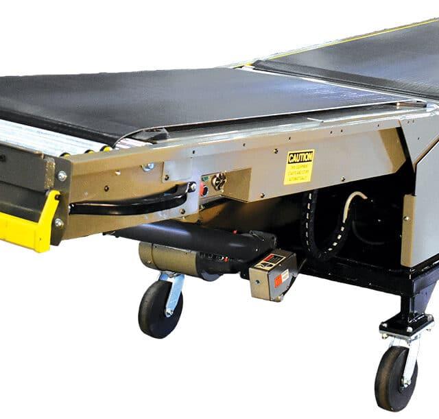 MBL30 Mobile Belted Loader Conveyor
