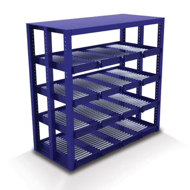 Gravity rack