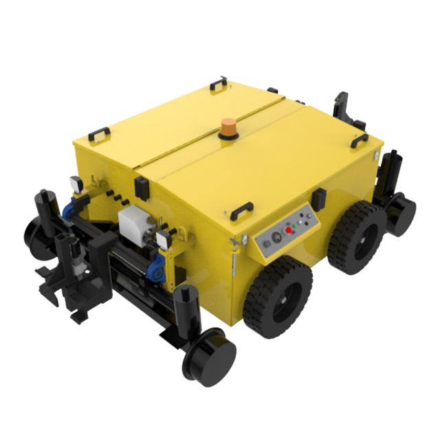 power pusher rail mover